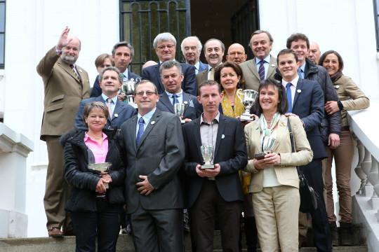 Trophées AQPS 2014 – Auteuil 26 avril 2015