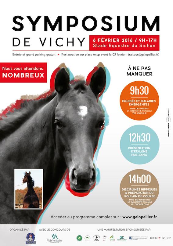 6 Février 2016, Symposium de Vichy