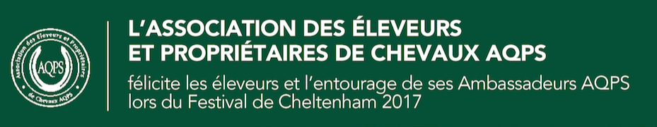 Cheltenham 2017 et les AQPS, la synthèse