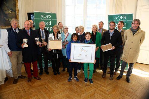 Trophées AQPS 2019 – Palmarès 2018
