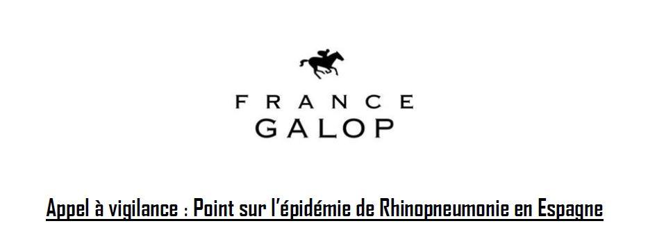 Rhinopneumonie 2021 – Appel à vigilance